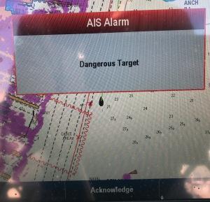 Dangerous Target