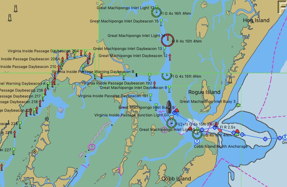 Great Machipongo Inlet