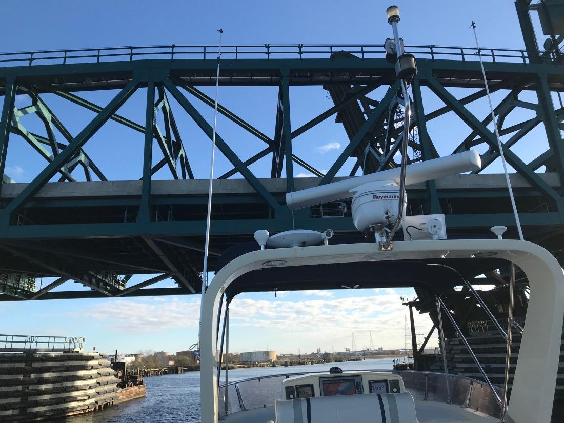 Norfolk Southern Railway Bridge 36 Feet