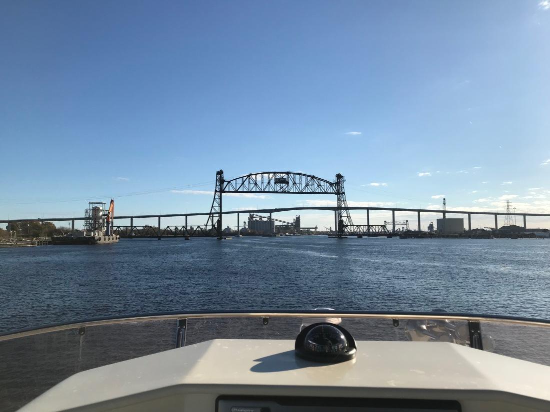 North PBL RR Bridge and Jordan Fixed Bridge