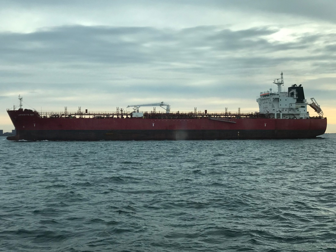 Tanker NYC