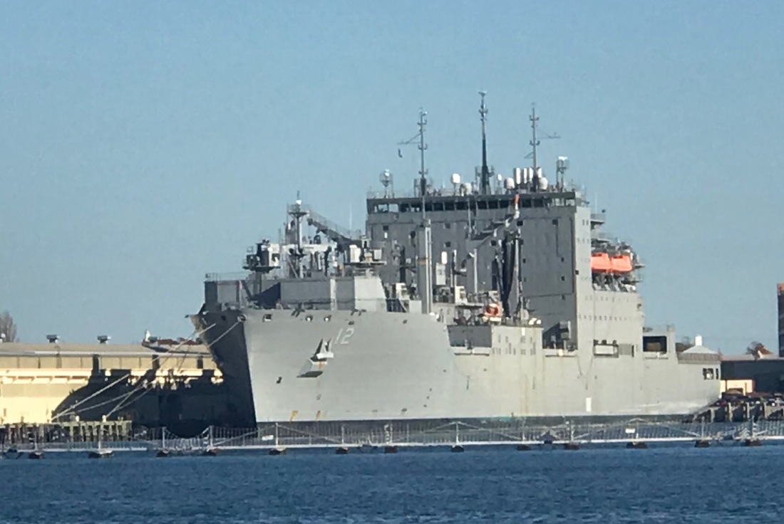 USNS William McLean (T-AKE 12) - Military Sealift Command