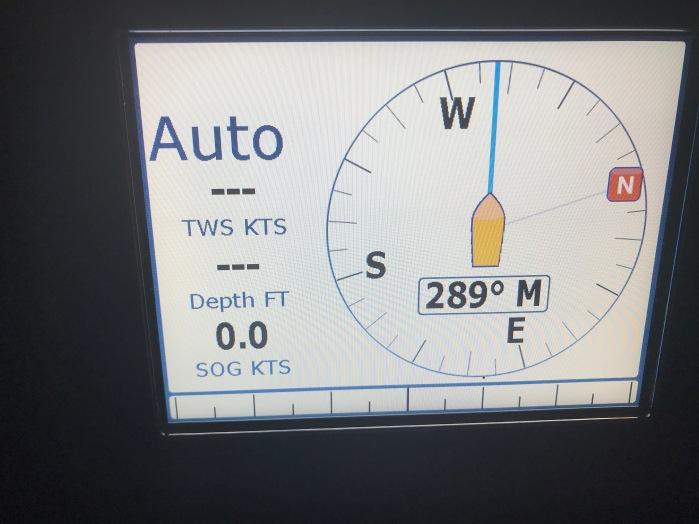 Autopilot Display
