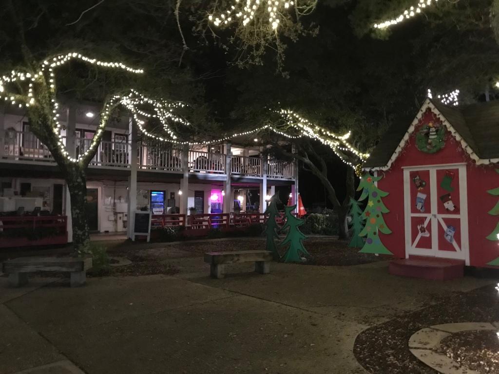 Santa's Satellite Workshop in Beaufort