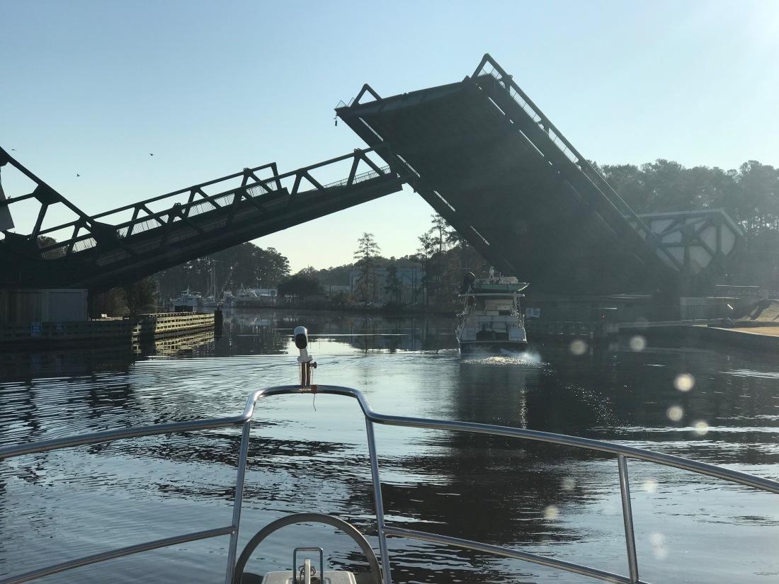 Great Bridge Bascule