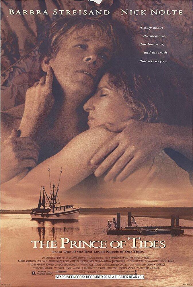 Prince of Tides Movie Artwork