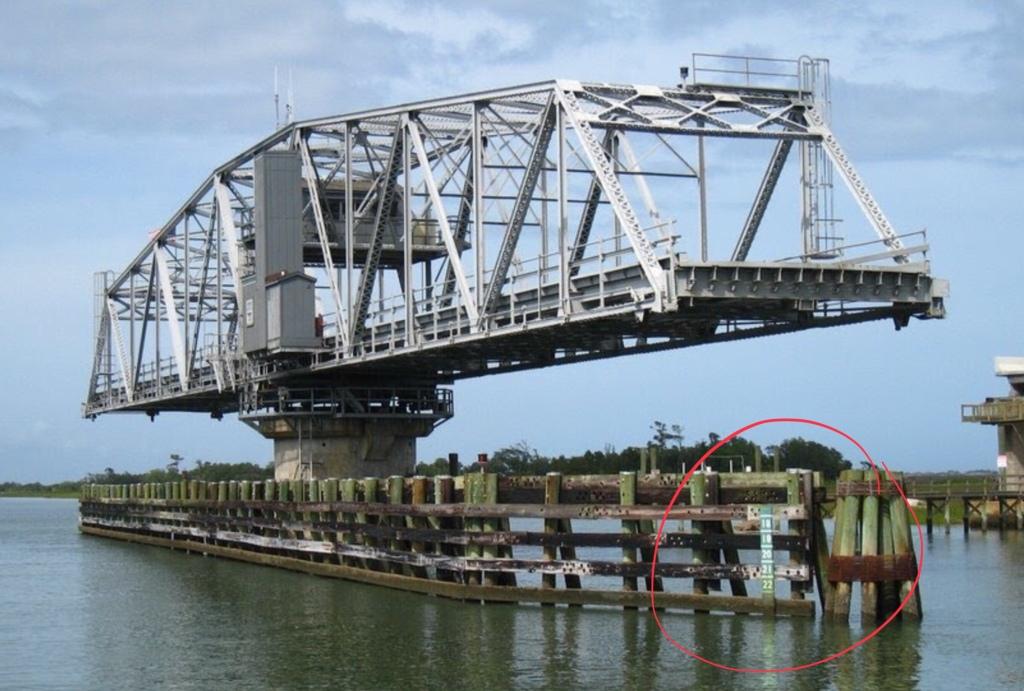 Figure Eight Swing Bridge