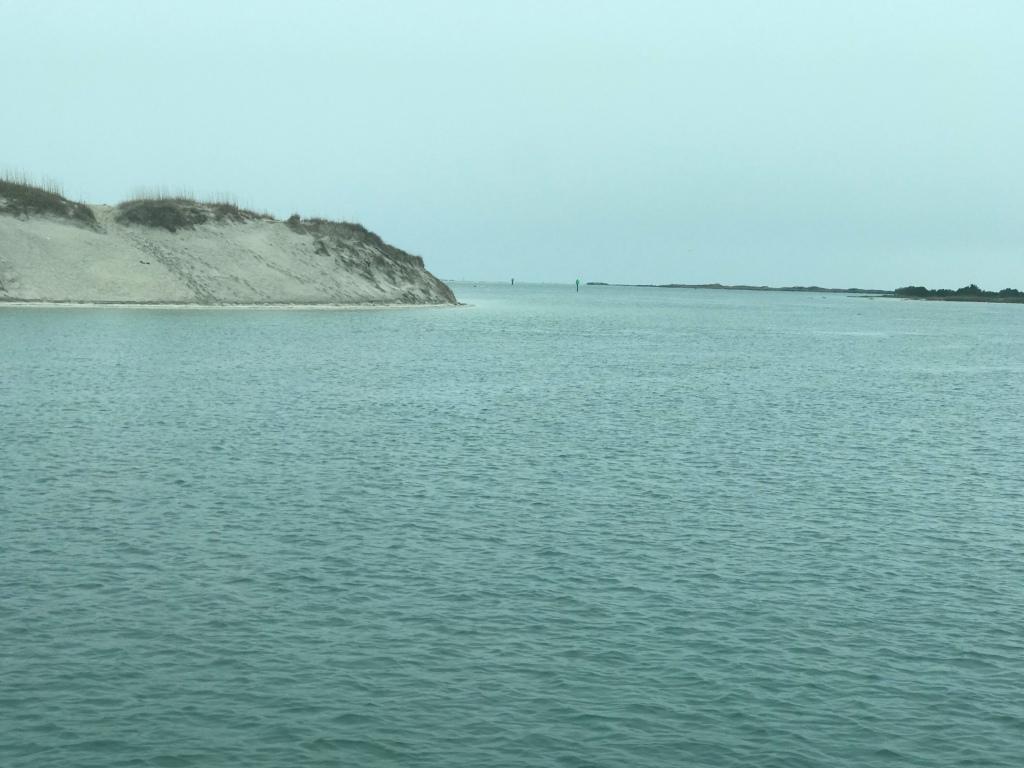 High Sandy Bluff