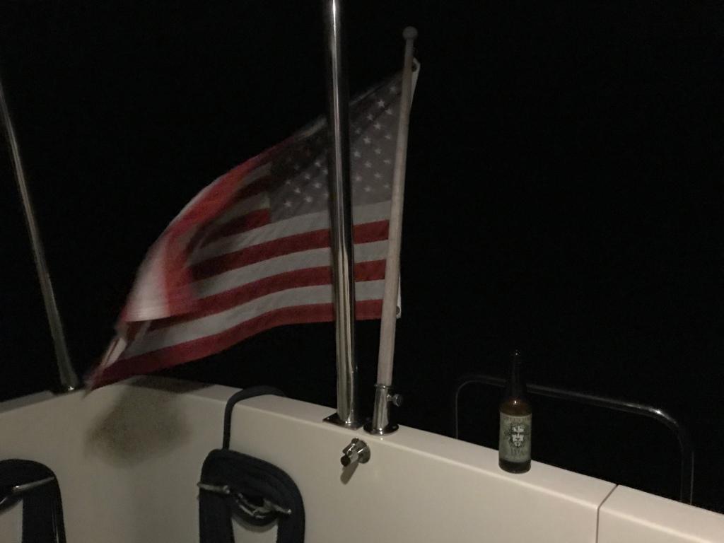 Anchored in Somewhere South Carolina