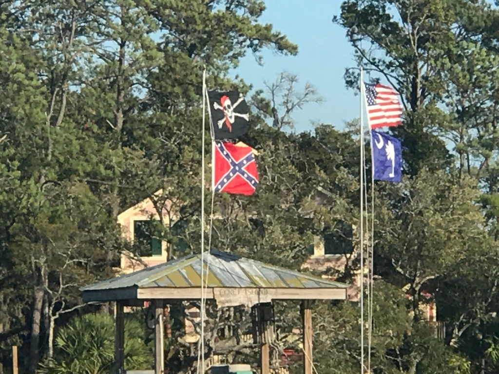 US-SC & Pirates of the Confederacy