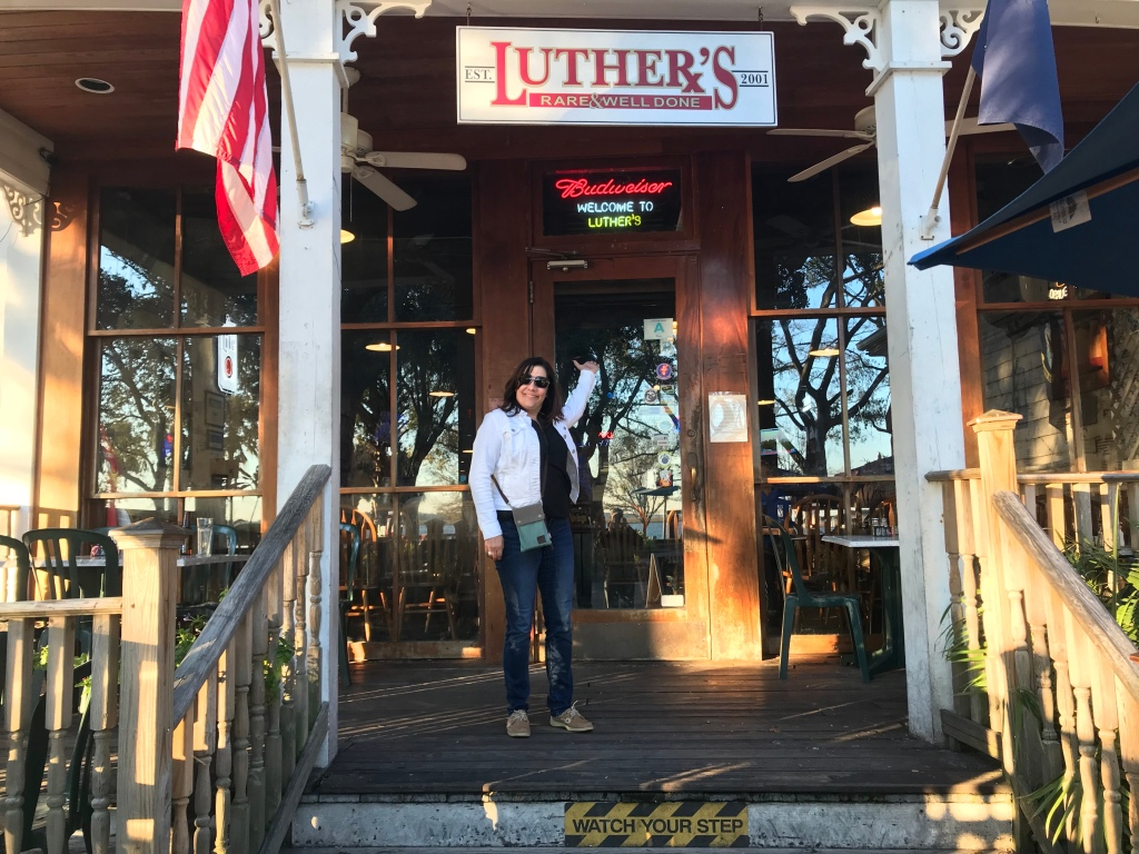 Luther's in Beaufort, SC