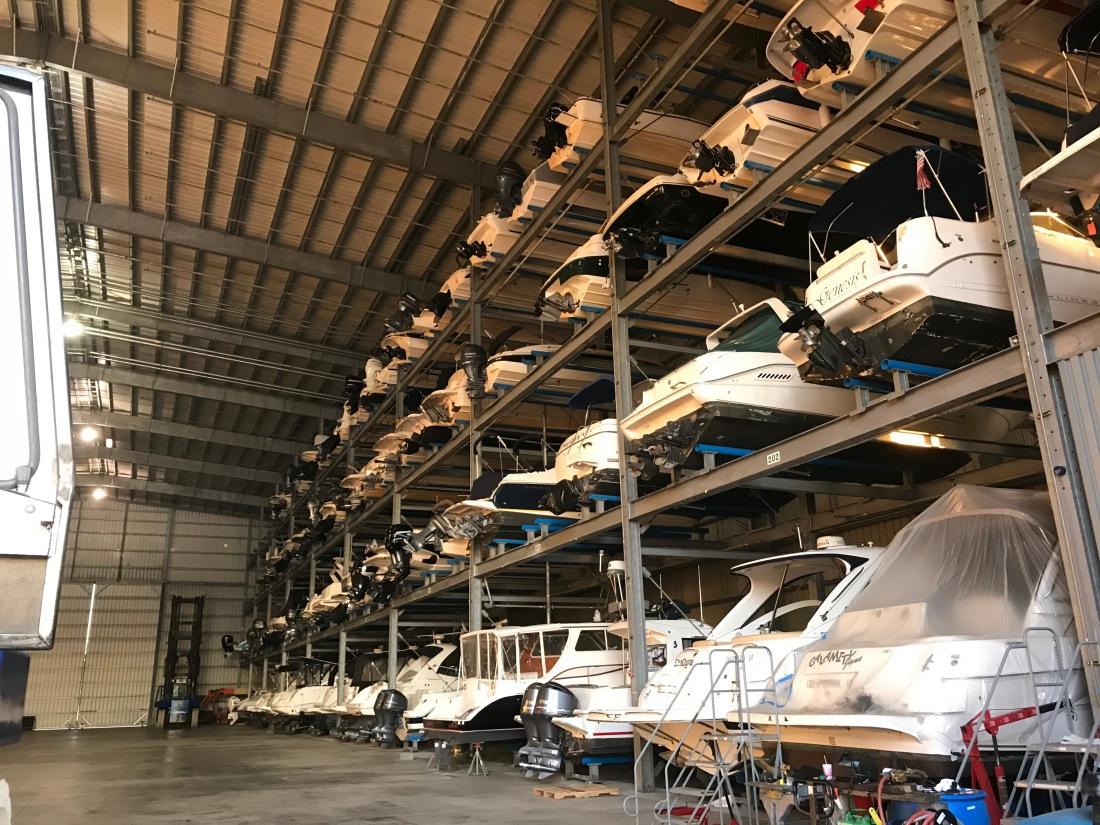 Top Rack Rack Indoor Racks