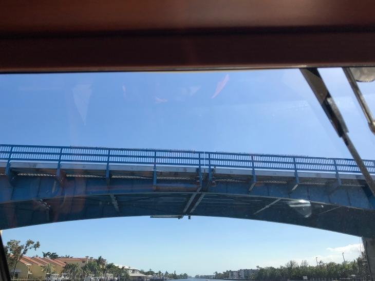 Come on bridge.. open