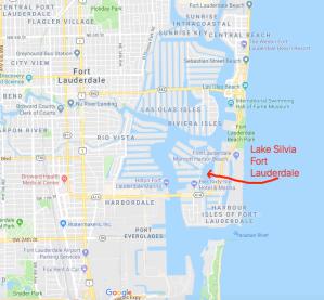 Lake Sylvia or Silvia?