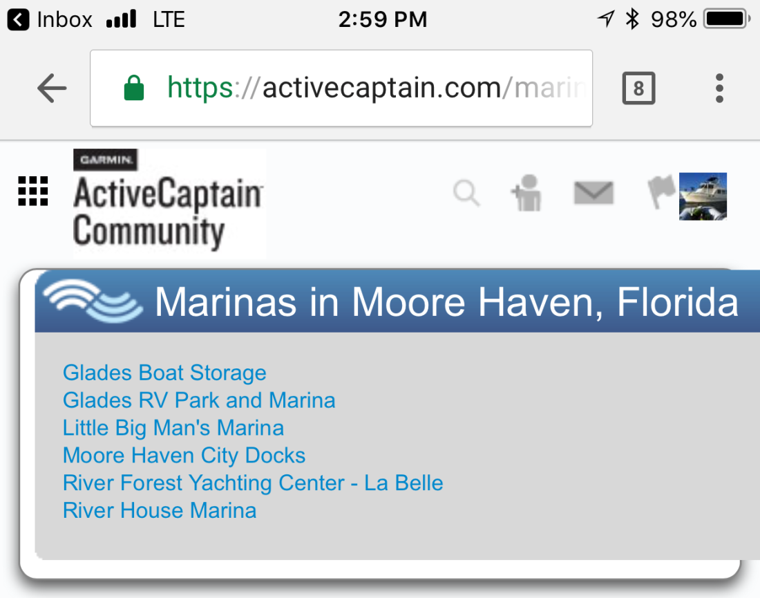 AC Moore Haven