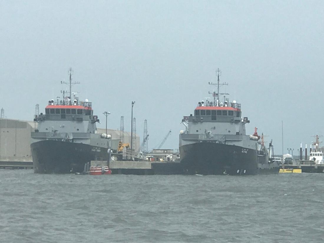 Cumberland Island Navy
