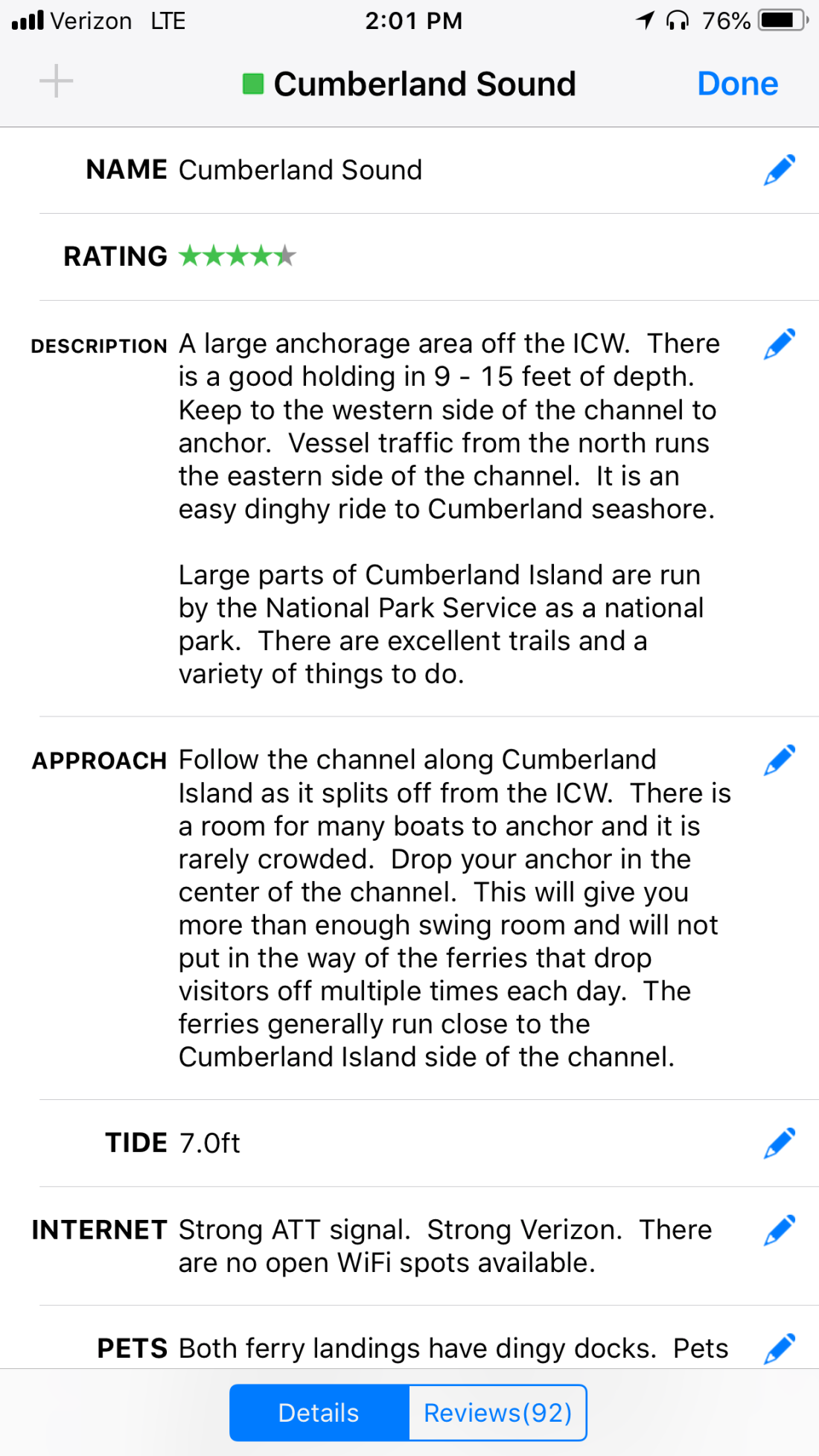 Cumberland Sound