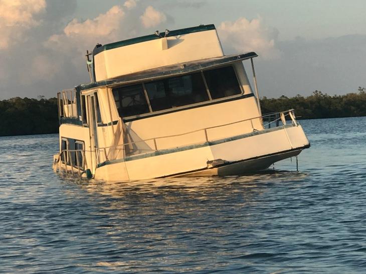 Derelict Boat 1