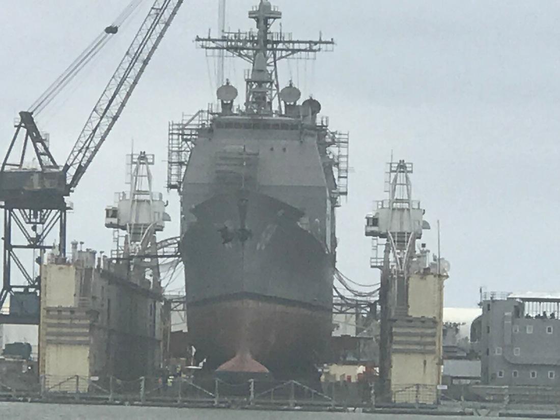 St Johns River Battleship