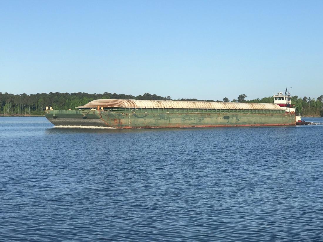 Tug Barge