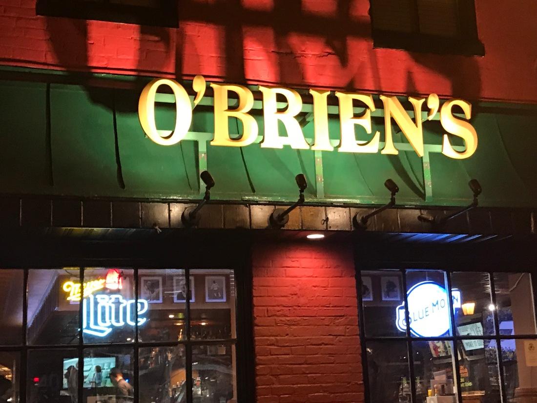 5.1 O'Brien's 2