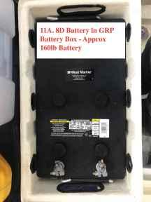 8D AGM Battery