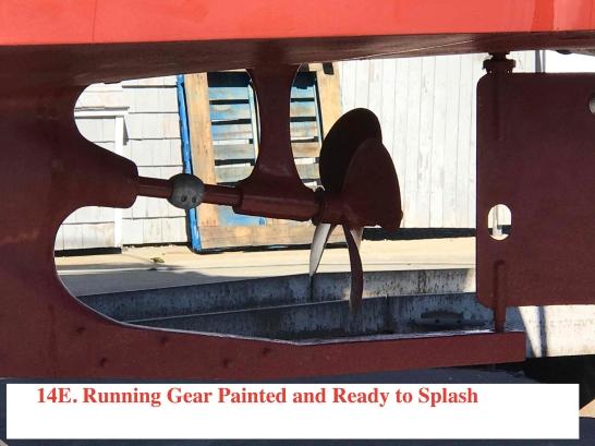 Painted Running Gear