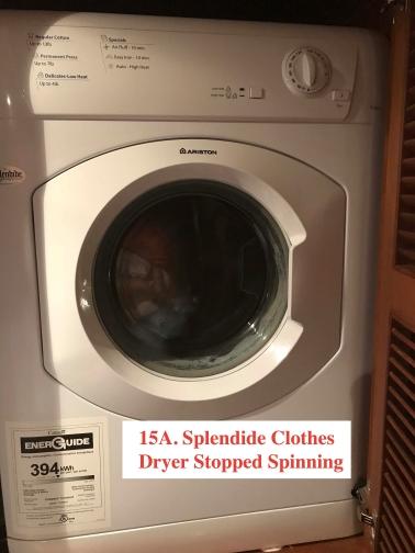 Dryer Needed New Start Capacitor