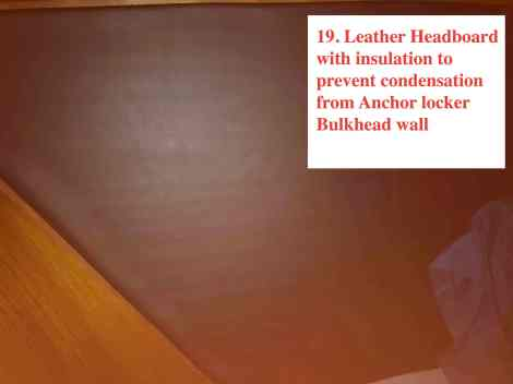 Leather Headboard for Bed