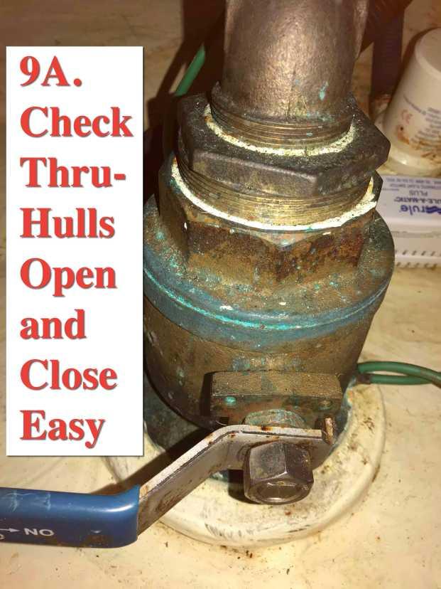 Thru-Hull Check