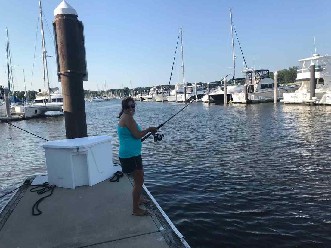 Fishing Kelly Rod